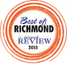 Paesano's Italian Restaurant Steveston Best of Richmond Award 2013